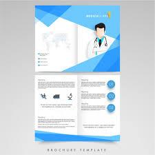 healthcare brochure templates free download medical brochure template vector premium download