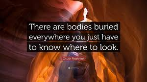 Image result for who knows where the bodies are buried