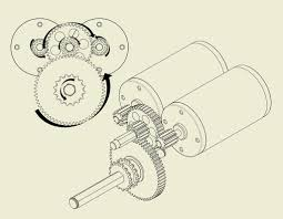 Speed Reduction Gearbox Design Understanding Motor And Gearbox Design 10 Steps With