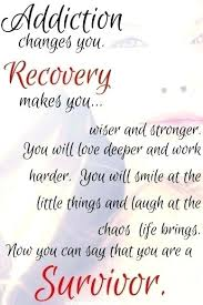 Inspirational Quotes For Addicts Inspiration Inspirational Recovery Quotes Addiction Recovery Quotes Alluring