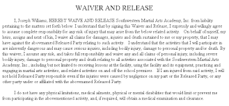 Legal Waiver Form Templates Awesome Release Liability Form Printable ...