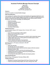 Trade Assistant Sample Resume Awesome Writing A Great Assistant Property Manager Resume Check 23