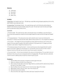 Exploration   Lab Report and IA Criteria  IB Bio           YouTube critical thinking survival game