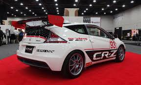 SAE World Congress 2012: Honda CR-Z Racer Photo Gallery - Autoblog