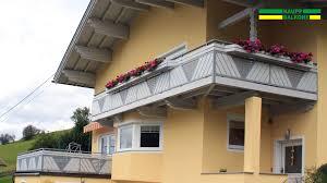 Balkongel Nder Alu Ab 119 Kaupp Balkone Balkongelaender Alu