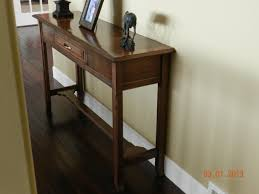 diy lacquer furniture. how to build a diy wood hall table diy lacquer furniture