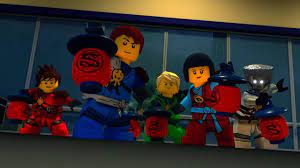 Alternate Day Of The Departed | LEGO Ninjago (Chinese Vision) - YouTube