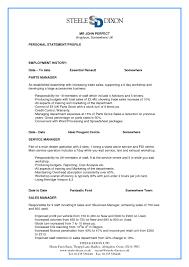 A Perfect Resume Sample Perfect Resume Samples The Perfect Resume Examples Examples Of 2