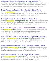 no fail tips to get a spot in the icu as a new grad rn nrsng new nurse icu residency job