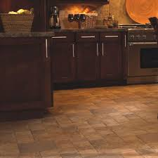 Stone Floors For Kitchen Innovations Tuscan Stone Sand 8 Mm Thick X 15 1 2 In Wide X 46 2