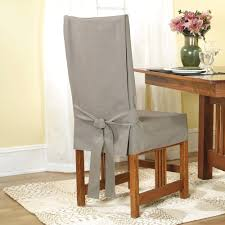 sure fit cotton duck chair cover fresh short dining chair covers sure fit dining chair covers
