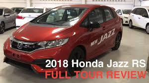 2018 honda jazz india. contemporary jazz 2018 honda jazz rs navi cvt full tour review with honda jazz india