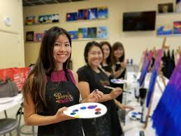 painting with a twist aiea 105 photos 36 reviews paint sip 98 199 kamehameha hwy aiea hi phone number yelp