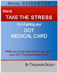 Pennsylvania Cdl And Dot Medical Card Requirements