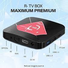 Buy TV Box Android 10.0 4GB RAM 16GB ROM H616 Smart TV Box Set Top Box  Ultra HD 4K 6K HDR Dual Band WiFi 2.4 5.8GHz 2021 Android TV Box Online in  Vietnam. B093CRVL9K