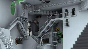 3D Illusion Desktop Wallpaper 22728 ...
