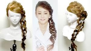 安室奈美恵2017年紅白歌合戦の髪型ヘアアレンジ Youtube