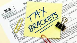 2017 Federal Income Tax Brackets And Marginal Rates