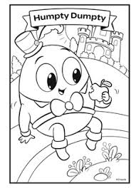 Our free coloring pages for adults and kids, range from star wars to mickey mouse. Nursery Rhymes Free Coloring Pages Crayola Com