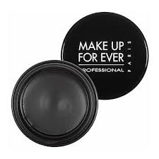 make up for ever aqua black waterproof cream eye shadow aqua black waterproof cream eye shadow