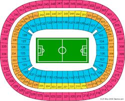 Georgia Dome Seating Chart Check The Seating Chart Here