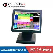 Giá Rẻ Nhất Ốp Viền Màn Hình 15 Inch Quạt Không Cánh Epos Hệ Thống Màn Hình  Cảm Ứng TFT LCD 4GB 64GB Quàng Nam Tốc Độ Pos nhà Ga POS1619 touch  screen