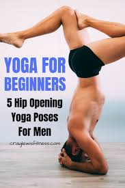 did you know that yoga is a great way to help with tight hips these 5 yoga poses are a great place to start yoga yogi yogaformen