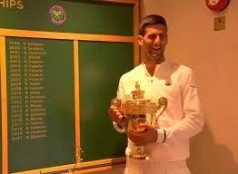 Wimbledon 2021 LIVE, men's singles final: Novak Djokovic beats Matteo  Berrettini to claim 20th Grand Slam title-Sports News , Firstpost