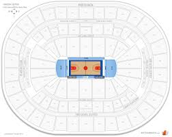 Wizards Seating Chart With Rows Washington Wizards Club Seating At Capital One Arena