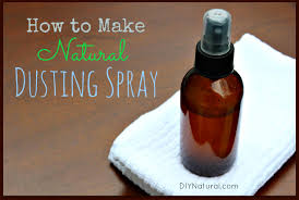should you switch to a diy wood dusting spray