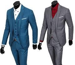 Suit Pattern Delectable 48 PieceSet BlazerpantsVest Teenagers Metrosexual Mens Prom