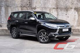 mitsubishi montero sport 2018 philippines interior exterior and review