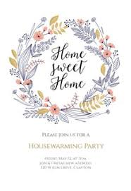 housewarming cards to print free housewarming invitation templates greetings island