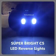 C5 Corvette Led Reverse Lights 1997 2004 C5 Corvette Super Bright Reverse Back Up Led Lights