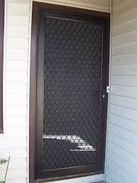 security screen doors. Screen Doors | Swinging Precision Home Double Security Door .