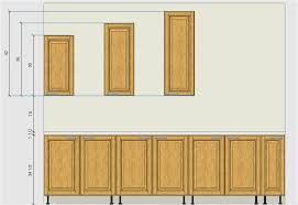 kitchen wall cabinet height ingenious 14 standard cabinets brilliant