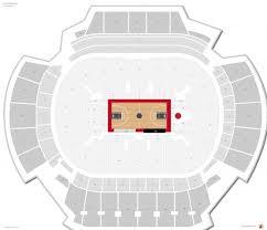 Atlanta Arena Seating Chart Atlanta Hawks Seating Chart Seating Chart
