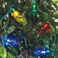 Holiday Time Cool White Led C9 Lights 100 Count Amazon Com Holiday Time Led Super Bright Edison Christmas