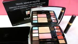 chanel travel palette review