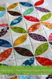 1910 best applique quilts images on Pinterest | Appliques ... & Applique - The Freezer Paper Method (A Little Bit Biased). Applique TutorialPatchwork  ... Adamdwight.com