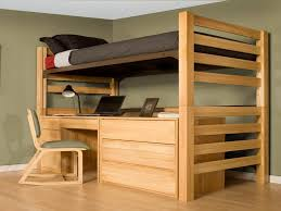 bunk bed with slide and desk. Full Size Of Bedroom:white Wooden Bunk Beds Loft Bed With Desk Slide And L