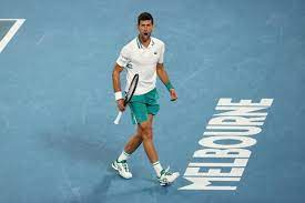 If I meet Novak Djokovic, it's good ...