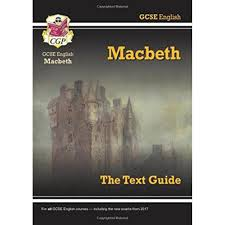 gcse english shakespeare text guide macbeth by cgp books gcse  zoom