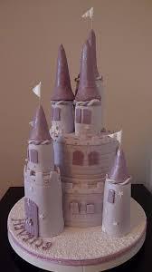 Fairy Princess Castle Birthday Cake Whitley Cakes
