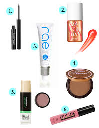 makeup must haves for summer 2016