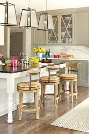 how many stools can fit in your kitchen