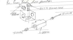 applied gmc mh disk brake kit instructions hose diagram