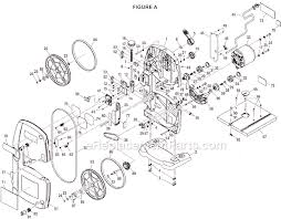 ryobi bs902 parts list and diagram ereplacementparts com band saw wiring diagram Band Saw Wiring Diagrams #17