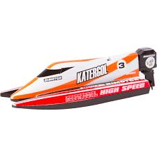 rc mini race boat