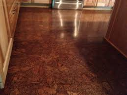 Cork Flooring In The Kitchen Floor Design Fascinating Image Of Home Interior Decoration With